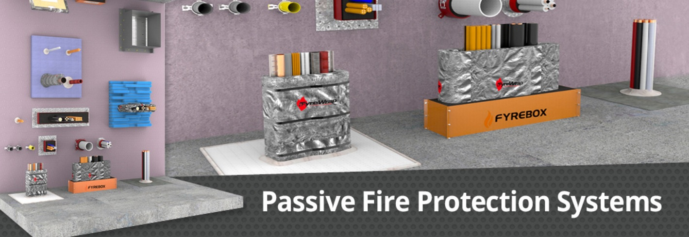 Trafalgar passive fire protection